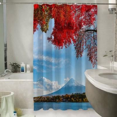 Шторы для ванной «Фудзияма»