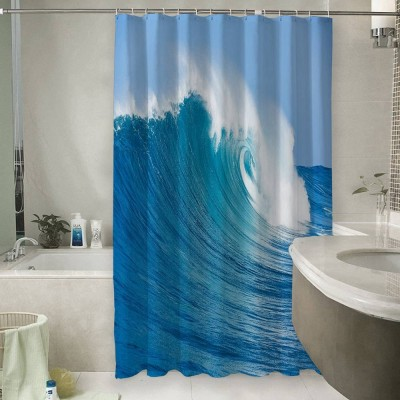 Шторы для ванной «Море»