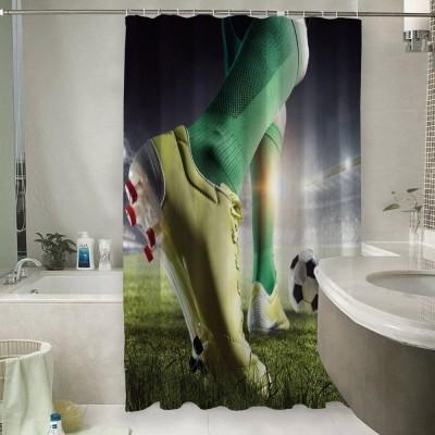 Шторы для ванной «Готовность к удару»