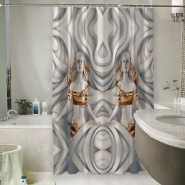 Шторы для ванной «Морские владычицы»