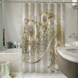 Шторы для ванной «Драгоценная композиция»