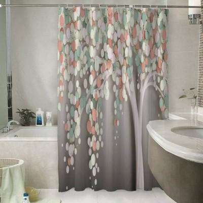 Шторы для ванной «Радужное дерево»