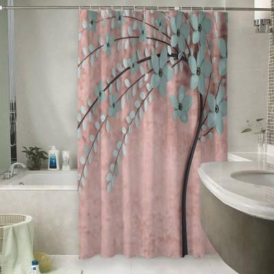 Шторы для ванной «Цветущее дерево»