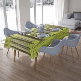 3D скатерти «Зеленый лес»