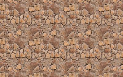 3D Фотообои «Каменная кладка»
