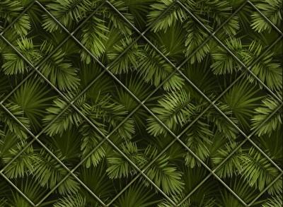 3D Фотообои  «Отпуск в тропиках»