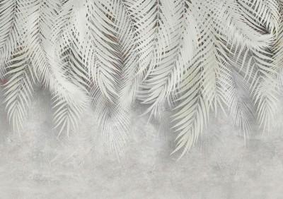 3D Фотообои «Тропическая нежность»