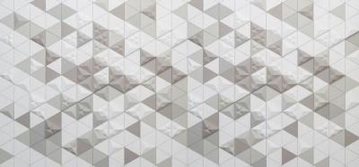 3D Фотообои «Треугольная мозаика»