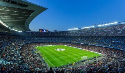 3D Фотообои  «Стадион»
