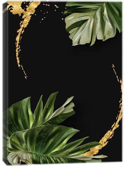 5D картина «Тропический секрет. Арт 1»