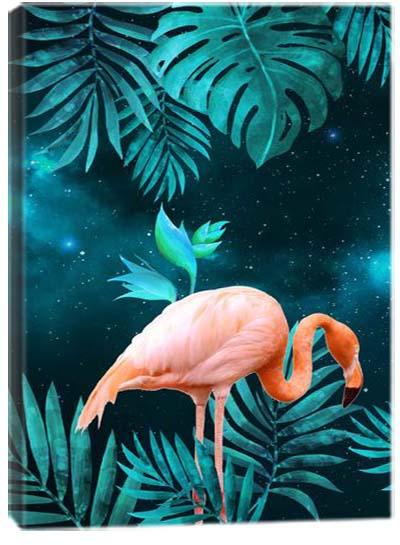 5D картина «Вечерняя экзотика. Арт 1»