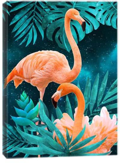 5D картина «Вечерняя экзотика. Арт 2»