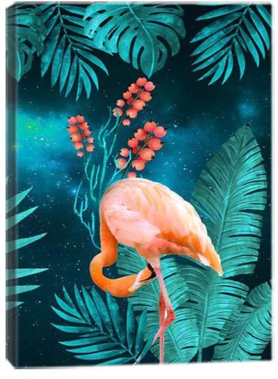 5D картина «Вечерняя экзотика. Арт 3»
