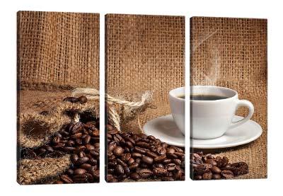 5D картина  «Кофейня в Провансе»