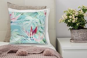 3D Подушка «Гавайские цветы» вид 6