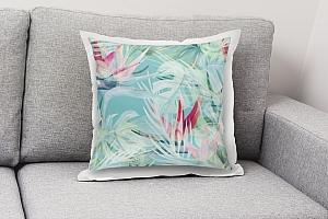 3D Подушка «Гавайские цветы» вид 8
