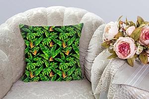 3D Подушка «Карибские джунгли» вид 3