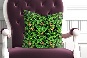 3D Подушка «Карибские джунгли» вид 5