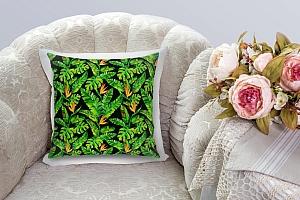 3D Подушка «Карибские джунгли» вид 7
