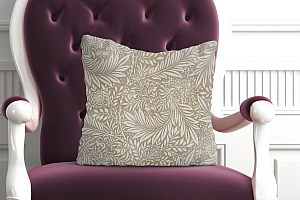 3D Подушка «Сдержанная красота» вид 5