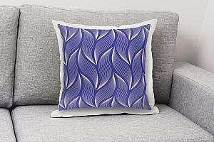 3D Подушка  «Пурпурное золото» вид 8