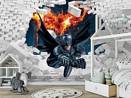 3D Фотообои «Бэтмен» вид 6