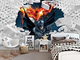 3D Фотообои «Бэтмен» вид 5