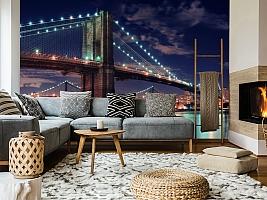 3D фотообои 3D Фотообои «Бруклинский мост» вид 7