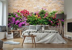 3D Фотообои «Терраса в загородном доме» вид 6