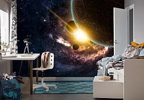 3D Фотообои «Новая галактика» вид 4
