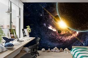 3D Фотообои «Новая галактика» вид 3