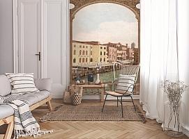 3D Фотообои «Венецианский канал 1» вид 9