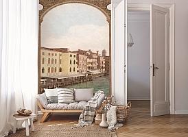 3D Фотообои «Венецианский канал 1» вид 8