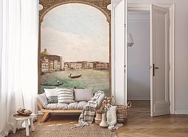 3D Фотообои «Венецианский канал 2» вид 8