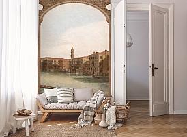 3D Фотообои «Венецианский канал 3» вид 8