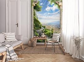 3D Фотообои «Тропинка в райский сад» вид 9