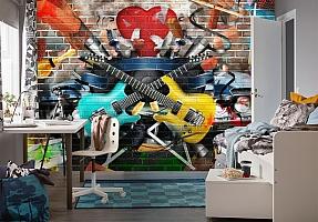 3D Фотообои «Улетный кавардак» вид 4