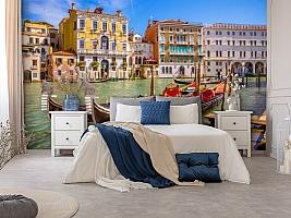 3D Фотообои «Яркий полдень в Венеции» вид 8