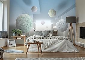 3D Фотообои «Сферическая абстракция» вид 7