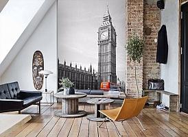 3D Фотообои «Лондон Биг-Бен» вид 7