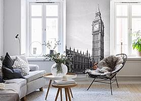 3D Фотообои «Лондон Биг-Бен» вид 4