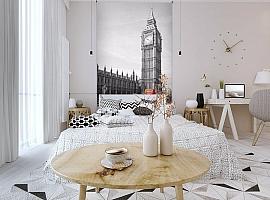 3D Фотообои «Лондон Биг-Бен» вид 3