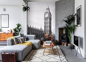 3D Фотообои «Лондон Биг-Бен» вид 2
