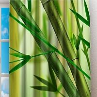 Фотошторы «Светлый бамбук» вид 2