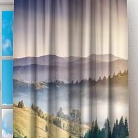 Фотошторы «Альпийский луг» вид 2