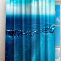 Фотошторы «Морской пейзаж» вид 3