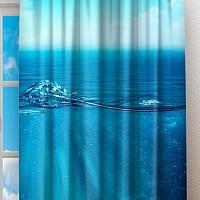 Фотошторы «Морской пейзаж» вид 2