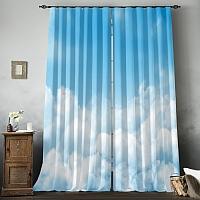 Фотошторы «Пористые облака» вид 8