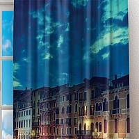 Фотошторы «Вечерняя Венеция» вид 2