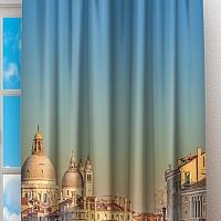 Фотошторы «Вид на Собор Санта-Мария делла Салюте» вид 2